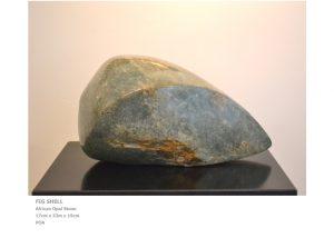 Modern Artists: Fig Shell by Nicola Beattie