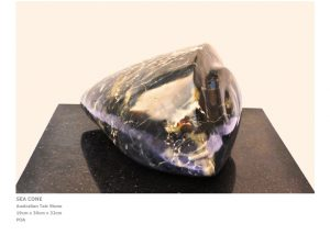Modern Artists: Sea Cone by Nicola Beattie