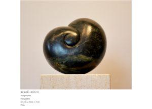 Modern Artists: Scroll Pod II by Nicola Beattie