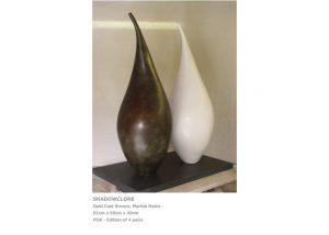 Sculptures by Nicola Beattie - Shadowclone