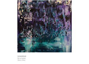 Downpour by Nicola Beattie, Contemporary Artists