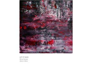 Let It Rain by Nicola Beattie, Contemporary Artists